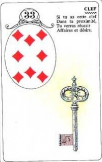 Mlle Lenormand Oracle
