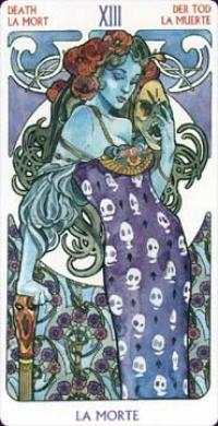Art Nouveau Tarot