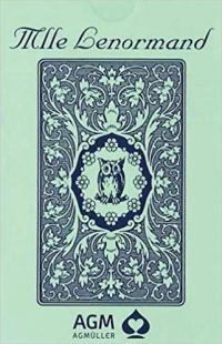 Mlle Lenormand - Blue Owl
