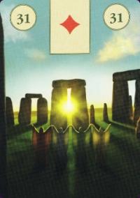 Pagan Lenormand Oracle