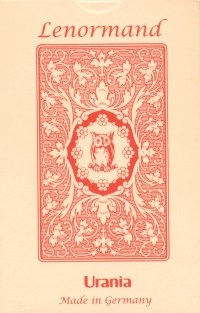 Mlle Lenormand - Red Owl