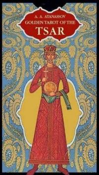 The Golden Tarot Of The Tsar